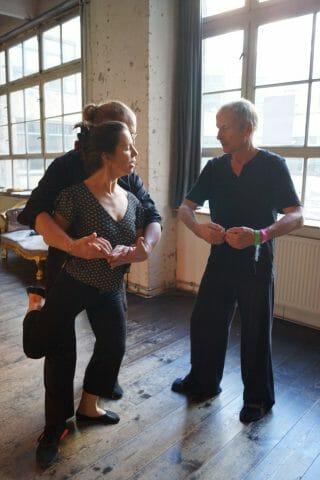 TangoForge Argentine Tango Workshop