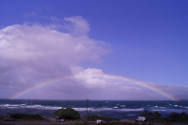 Wailuku Rainbow 22March