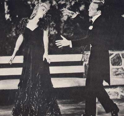 Argentine Tango partners