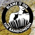 Blame it on the Bandoneon Tango Tshirts