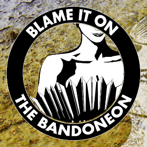 Blame it on the Bandoneon Tango Tshirts