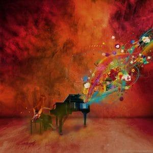 bfdadceaeecbddf piano art the piano