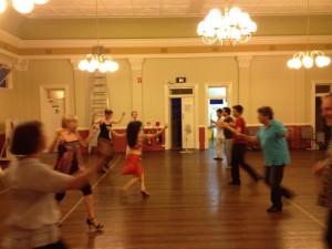 Chacarera for Tango Dancers