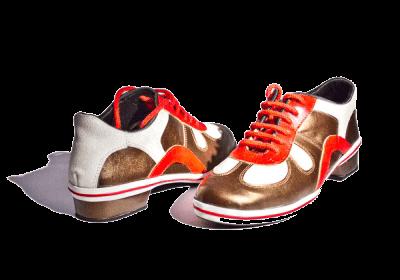 DNI tango shoes
