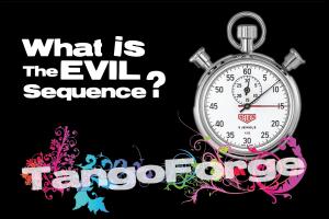 evil sequence logo