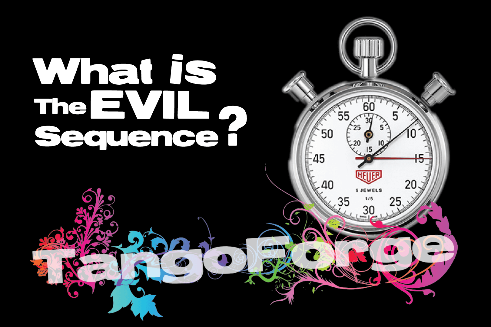 evil sequence logo