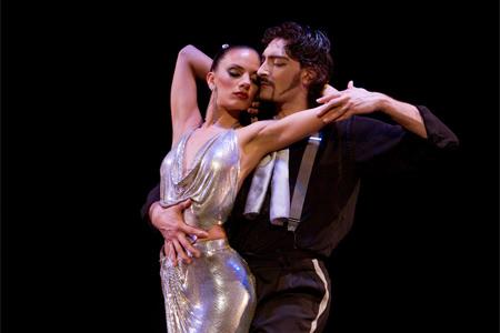 Argentine Tango inhabit