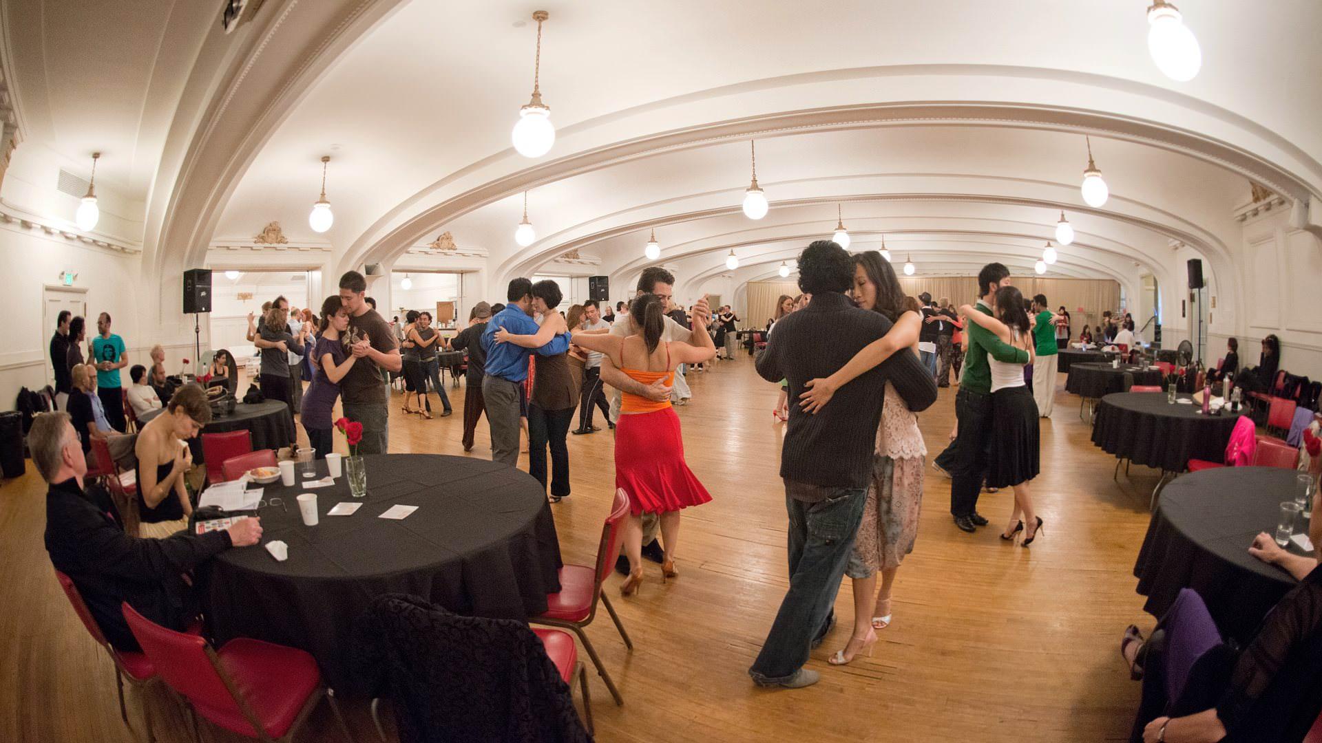 Argentine Tango Marathons