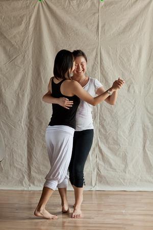 Women tango leaders