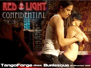 TangoForge Argentine Tango Burlesque