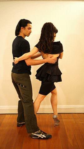 real tango improvisation