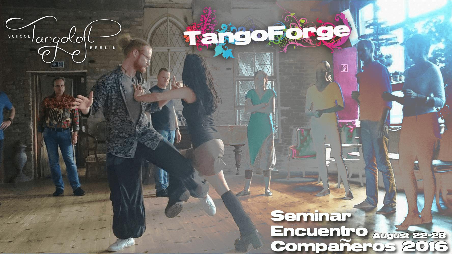 Tangoforge # Pose Tele En Fer Forge