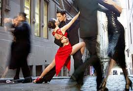 What are the styles of Argentine Tango?