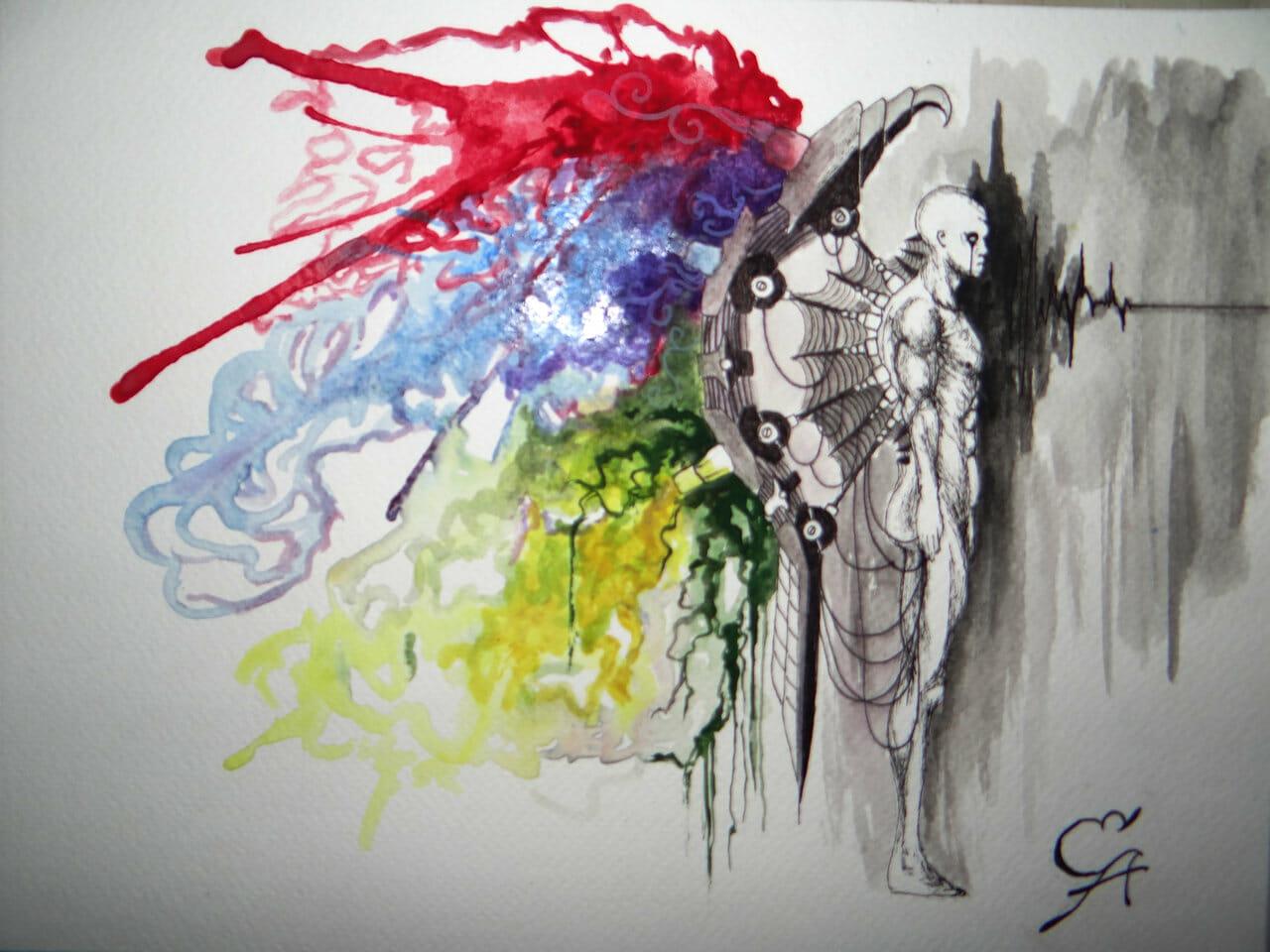 unknown beauty of creativity by pauloavida dyxlv