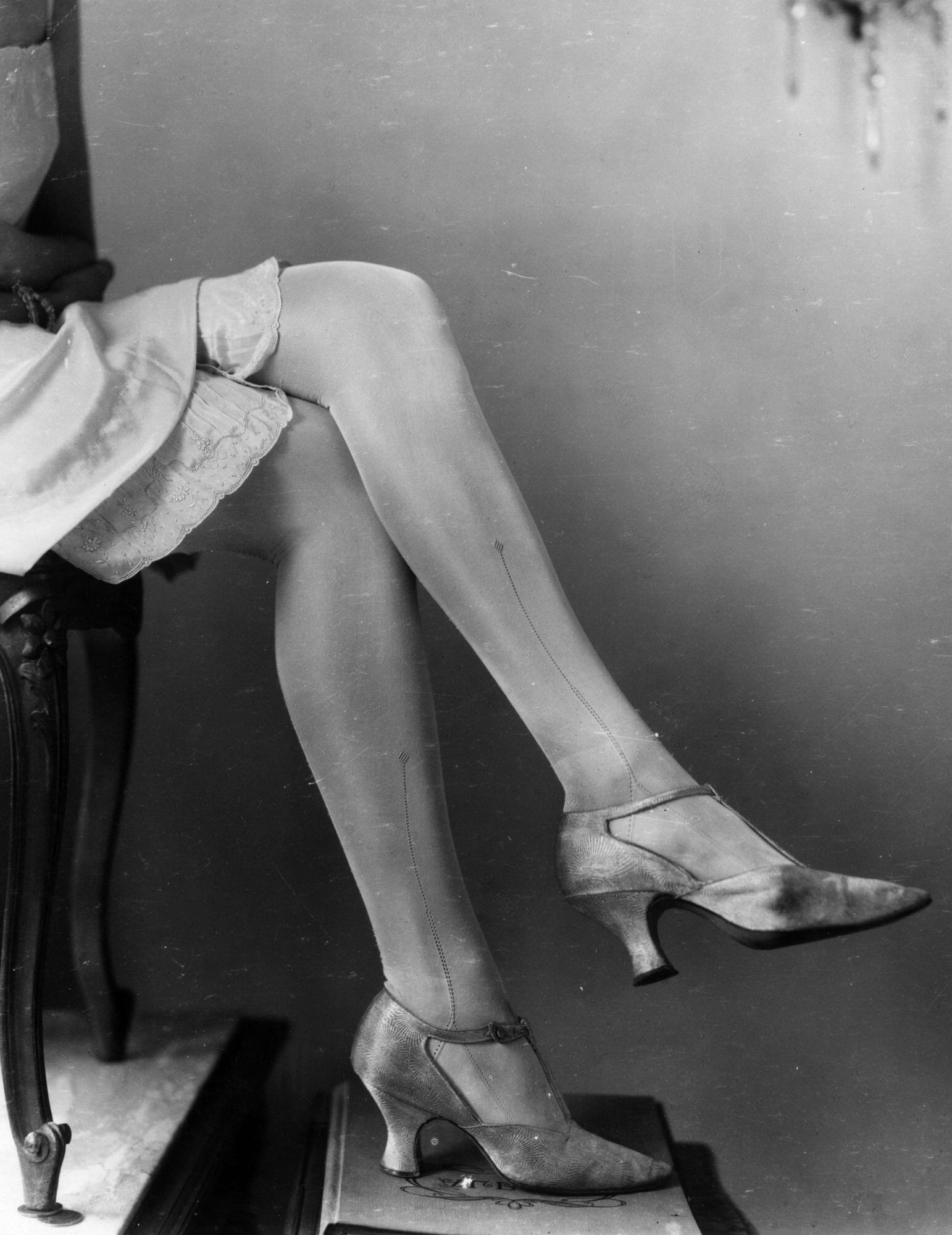 Argentine Tango waiting